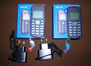 レンタル用携帯